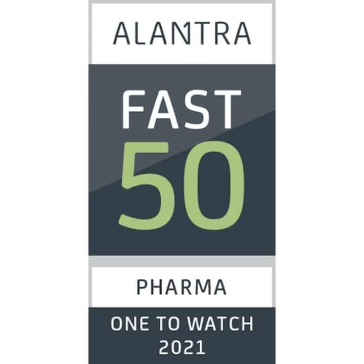 Alantra fast 50 logo
