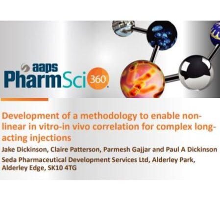 AAPS PharmSci IVIVC Poster Title Page